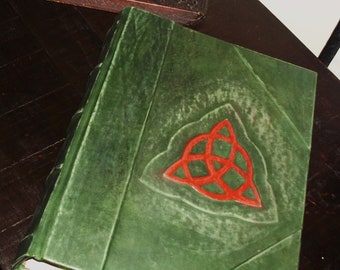 CHARMED  book of shadows-wicca-sewn book bound-Charmed-grimorio-libro delle ombre-Streghe