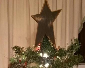 Primitive Star Tree Topper