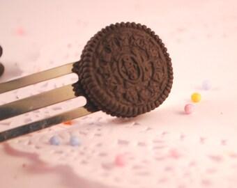 oreo cookie bookmark