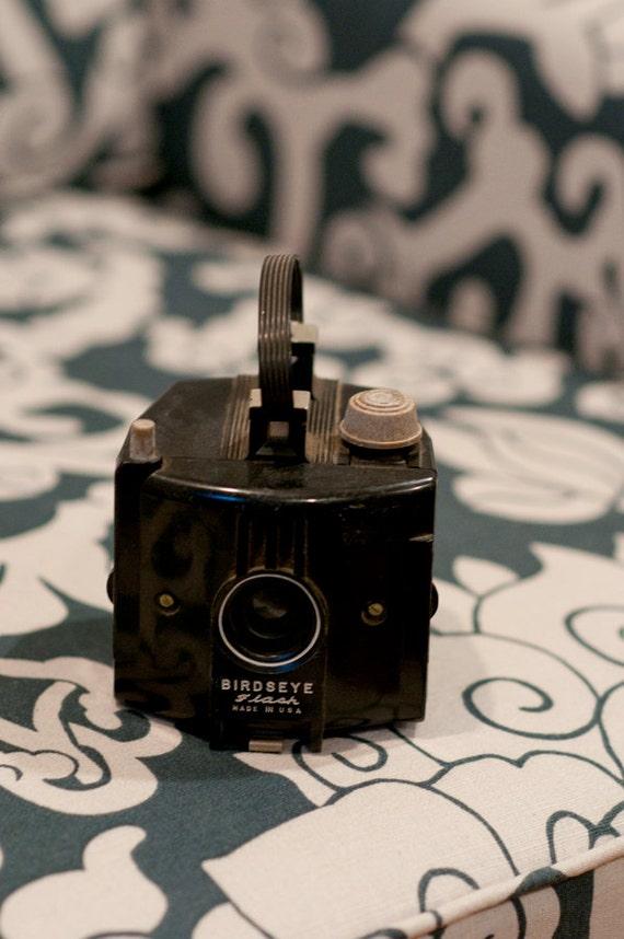 Vintage Birdseye Flash Camera, Birdseye Camera Company