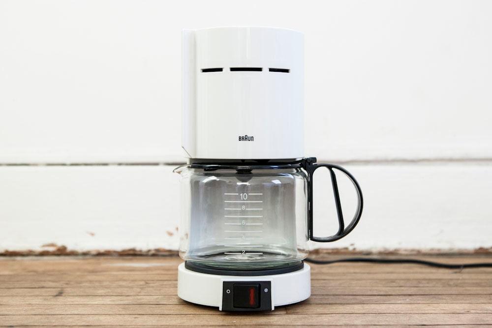 Original Braun Coffee Maker : Braun KF-400 Aromaster 10 Cup Coffee Maker Dieter Rams