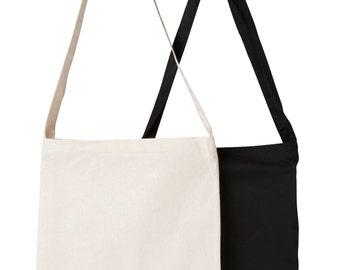 Fairtrade Cotton Messenger Bag