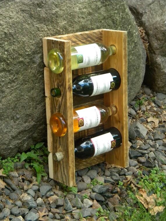 Unique Wood Wine Rack 36 x 8 x 4 Unique |Unique Wood Wine Rack