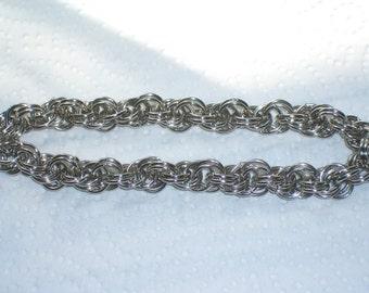 Double sprial bracelet