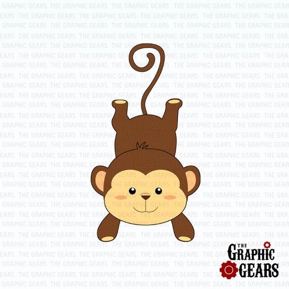 baby monkey clip art - photo #49