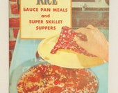 Three Vintage Skillet Cooking Cookbooks or Booklets, from the 1960s