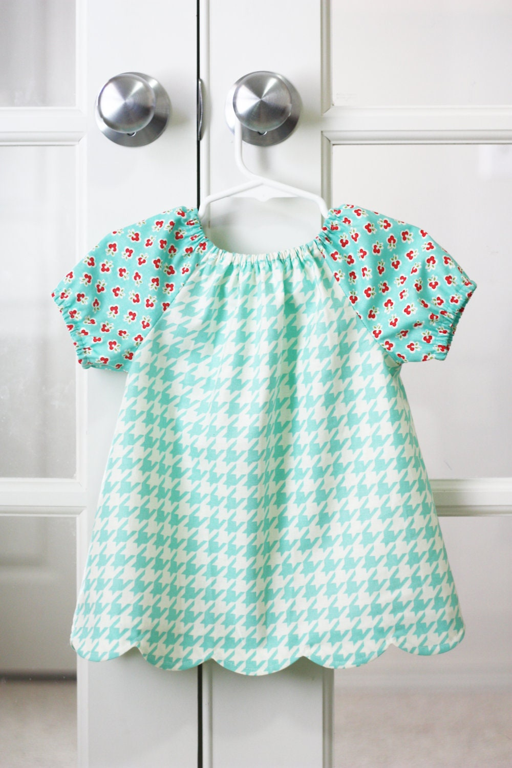 Peasant Dress And Blouse Pdf Pattern Polly Peasant