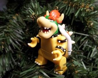 Bowser Christmas Ornament