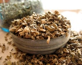 Dried Mullein Leaf, dried loose herb, Organic Mullein Leaf, 1 ounce, Verbascum Thapsus , Felt Wort, Common Wormwood, Earth Kosher