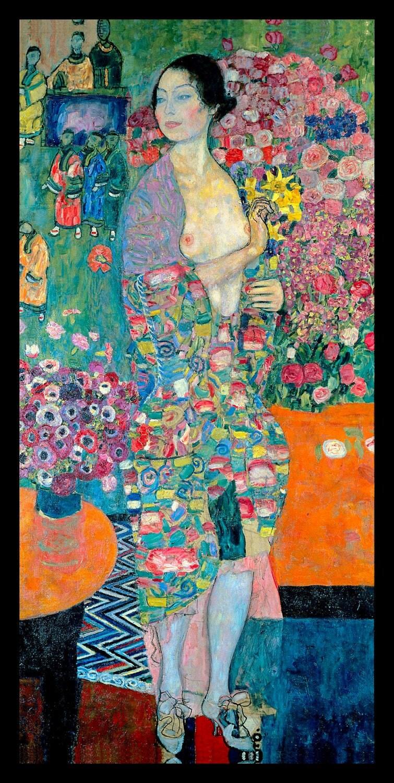 The Dancer — Gustav Klimt - Biblioklept