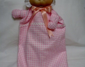 Soft Sculptured  bBaby Doll Puppet -