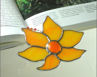 Stained glass Sunflower Suncatcher & Window ornament