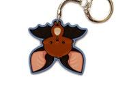 Bat Key Chain - kawaii charm keychain