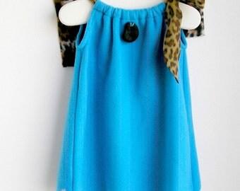 Betty Rubble - Flintstone Toddler Costume