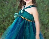 Brave Lil' Princess Empire Tutu Dress