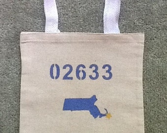 Zip Code & State Welcome Bag