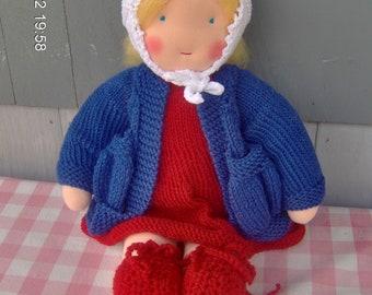 16 inch waldorf doll