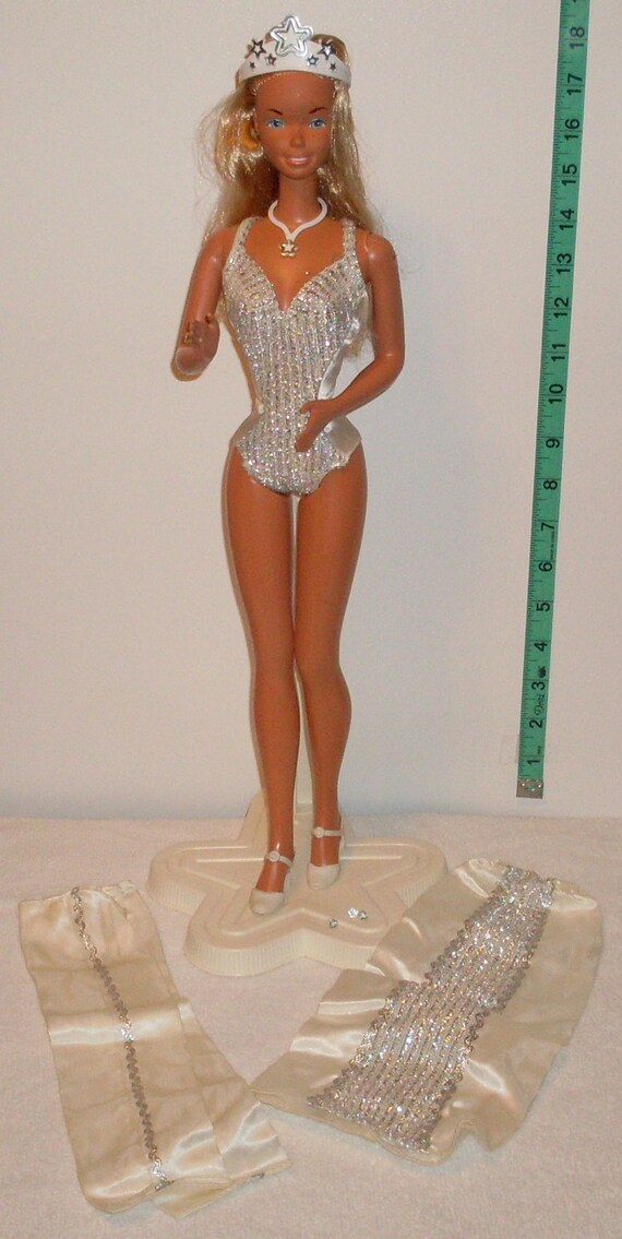 PRICE REDUCED-Barbie 18 Inch Tall Vintage
