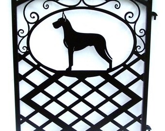 Great Dane Dog Gate