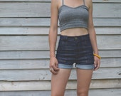 Blue Denim Play Shorts, Made to Measure
