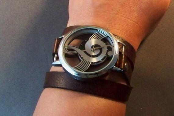 Leather Watch-Women Watch-Mens Watch-Wrap Watch-Mens Wrist Watch-Wrist Watch Woman-Bracelet Watch-Gifts-Mens Leather Watch-Mens Jewelry