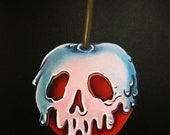"""Disney's Snow White Inspired """"Poisoned Candied Apple"""" (Limited Edition Print)"""