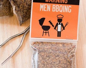 BBQ Rubs Gourmet Meat Rubs Roasting, Marinade - Classic Steak Seasoning - gluten free Outdoor Grilling husband gift - care package ideas