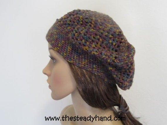 Carnival Nights Slouch Hat D57
