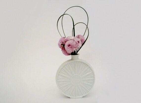 Vintage Hutschenreuther Porcelain Vase