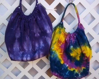 NEW The Canvas Tiedyed Purse by It's a Look