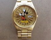Mickey Mouse watch by SEIKO - collector's item