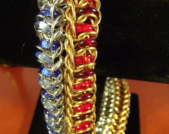 Chainmaille By MBOI - Custom Chainmaille Jewelry