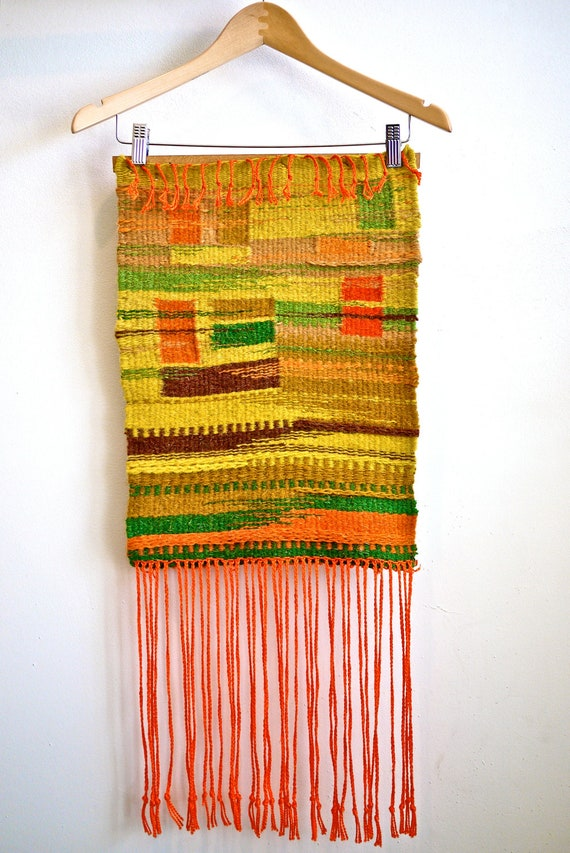 Fiber Art Wall Hanging - Elitflat