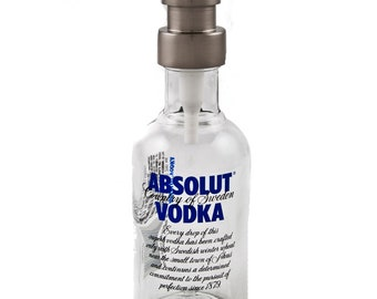 Absolut Vodka Soap, Sanitizer or Lotion Dispenser