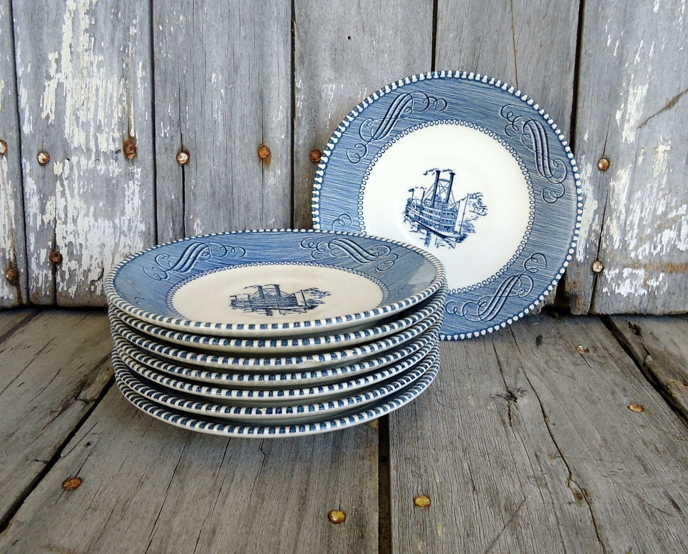 Plate Set Up For Wedding