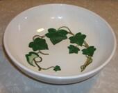 Metlox PoppyTrail California Ivy Vegetable Bowl