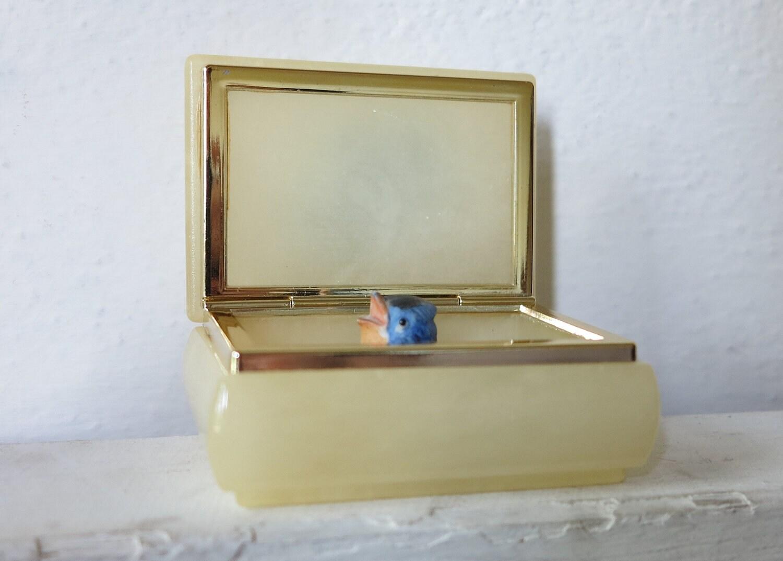Silver Jewelry Storage Boxes