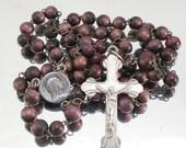 French Catholic Rosary (AK)