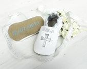 Personalised Keepsake Cross Baptism shoes