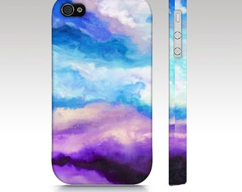 Abstract watercolor Iphone 6 case, iphone 5 case, iphone 5c case, iphone 5s case, watercolor design, abstract painting, art for your phone