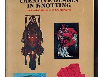 Macrame Creative design in Knotting  Macrame Pattern Book