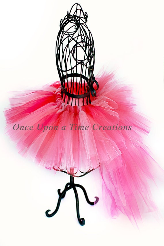 Flamingo Bustle Tutu All Sizes Baby Girl 6 12 Months 2T 3T