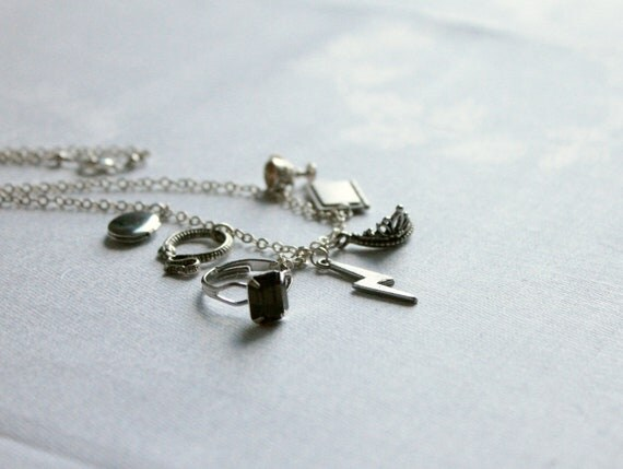 Horcrux Necklace - Harry Potter Tribute