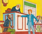 Tom Sawyer Detective by Mark Twain, illustrated by William Hutchinson