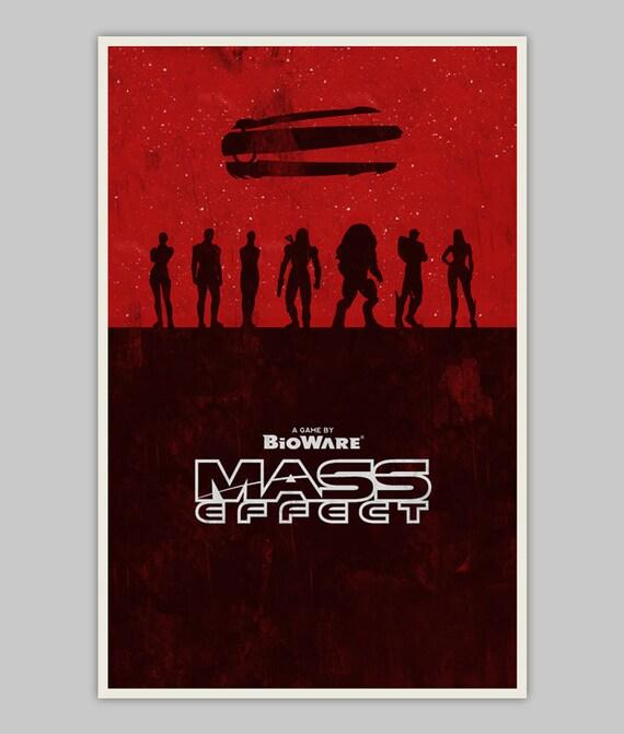 Mass Effect poster