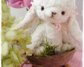 PDF Instant Download - Pattern / E-Book Bunny MUMMEL :) - 6 Inch - by Eileen Seifert - Teddy-Manufaktur.de