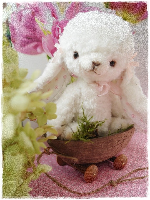 PDF Instant Download - Pattern / E-Book Bunny MUMMEL :) - 6 Inch - by Eileen Seifert - Teddy-Manufaktur.de