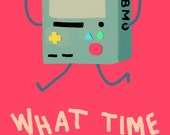 Adventure Time - BMO