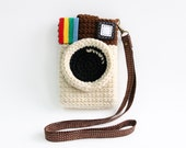 Instagram iPhone Case (Original Color)