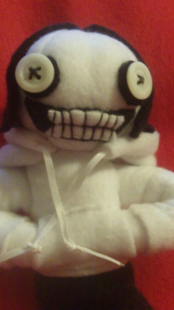 9 Inch Jeff the Killer Plush
